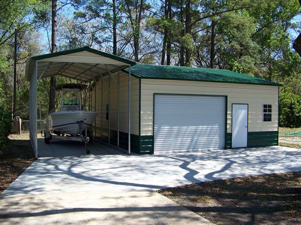 This is a picture of a carports.